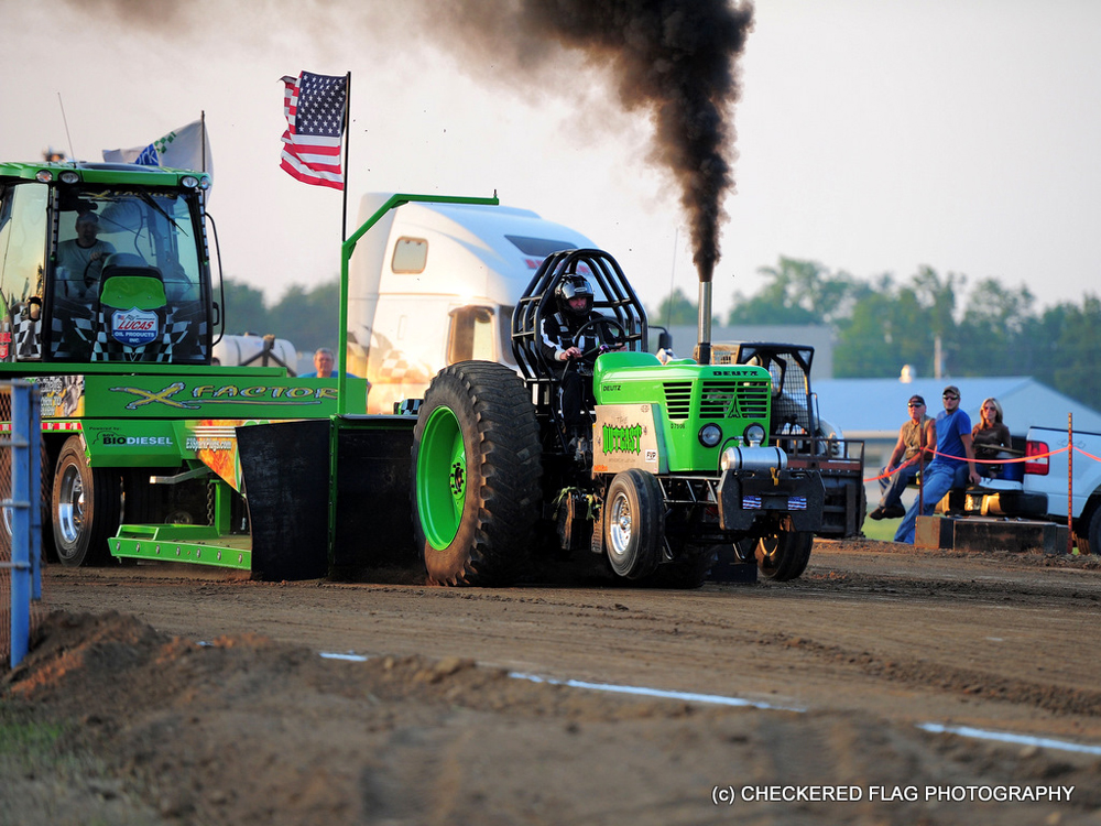 Missouri Tractor Pullers